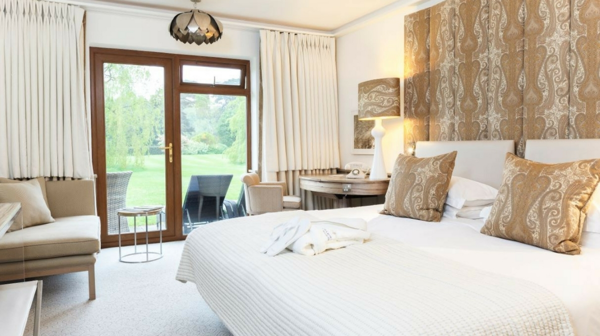 Hotel Review: Champneys Tring