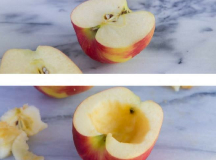 Roasted Ambrosia Apple Breakfast Bowls