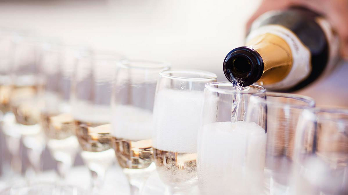 Could The Champagne Diet Be For You?