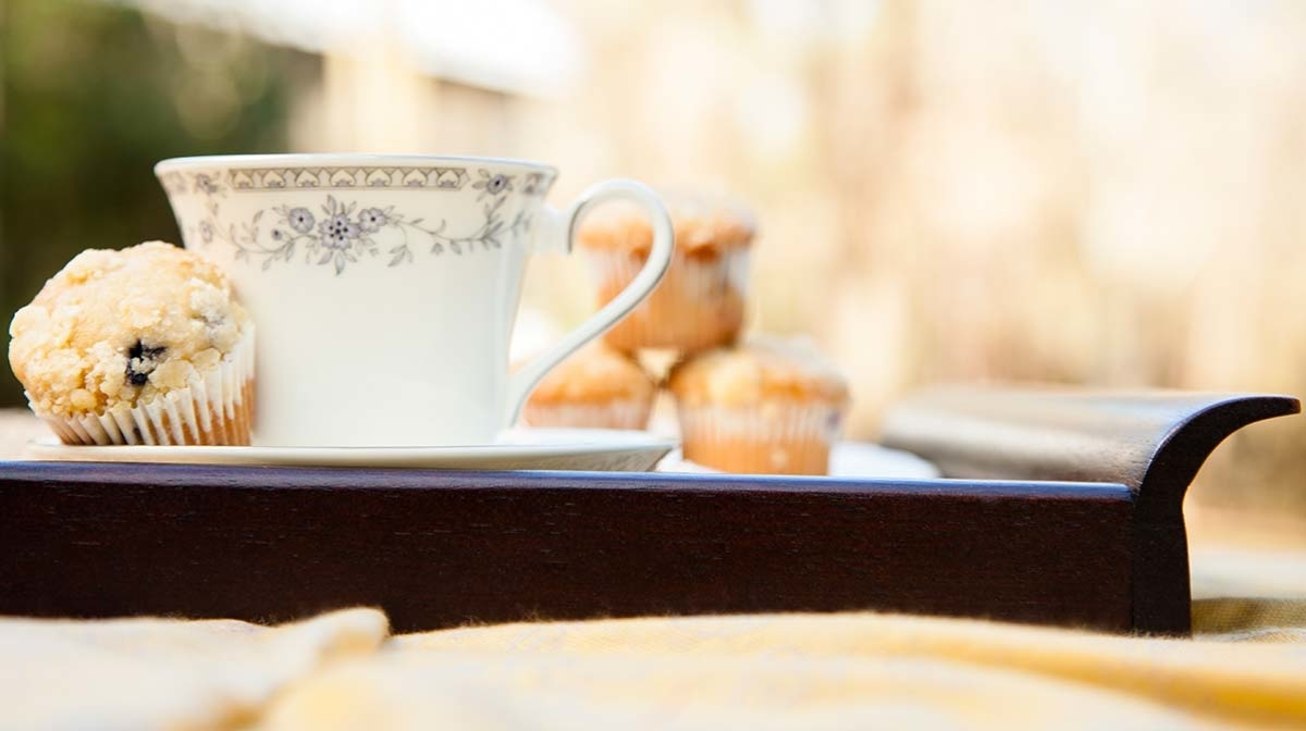 A Sugar Free Afternoon Tea? Surely not…