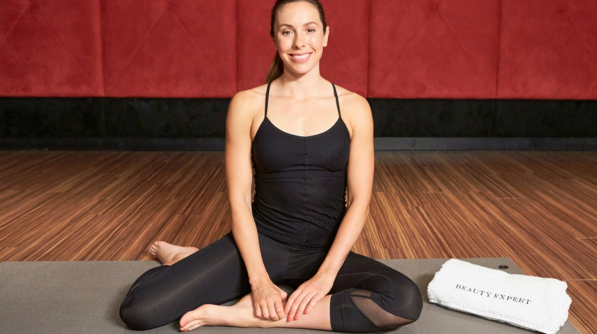 The Experts: an energizing morning workout with Samantha Murray