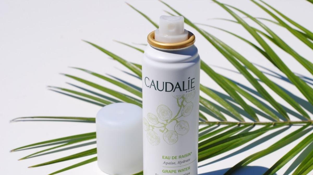 Editor's Picks: Caudalie Organic Grape Water