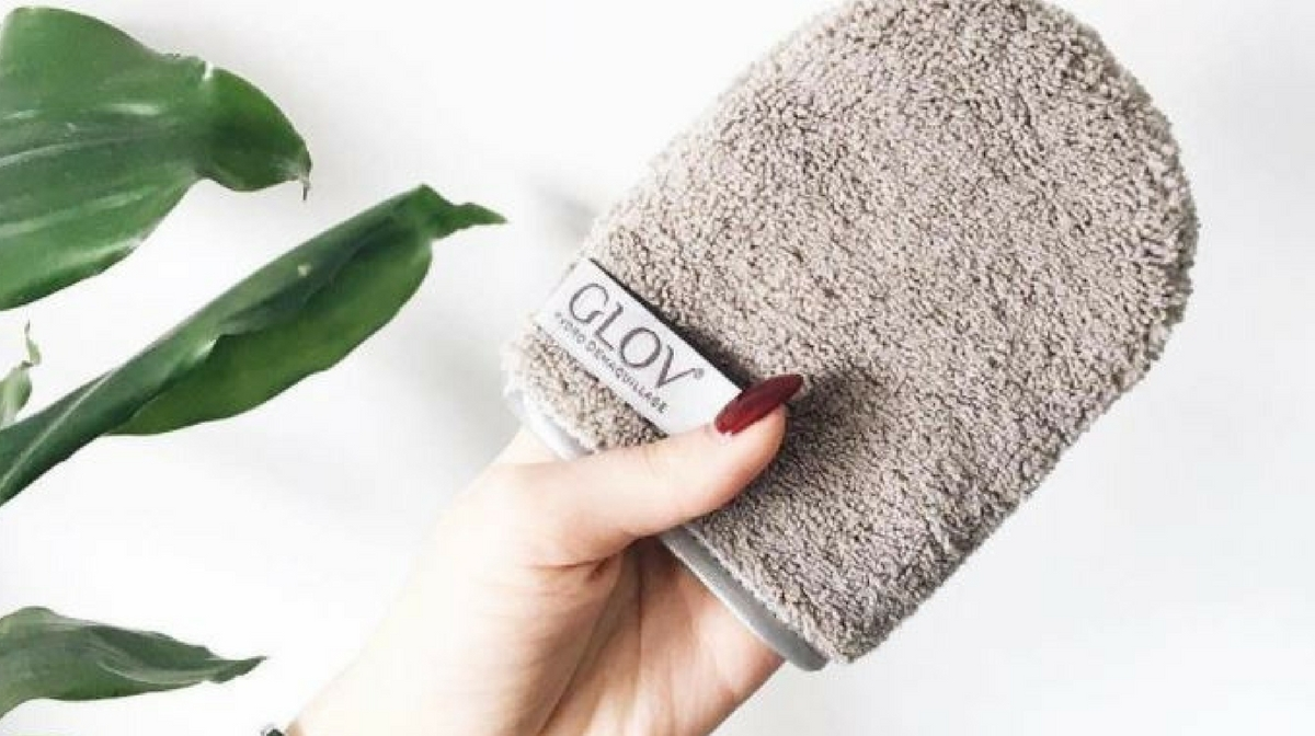 Glov: the product that allows you to cleanse with just water