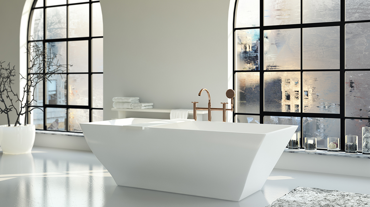 5 ways to turn your bathroom into a spa