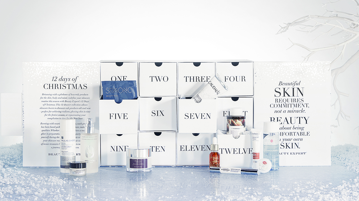 Revealed: The 12 Days of Christmas Collection