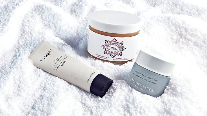 Best winter skin care products
