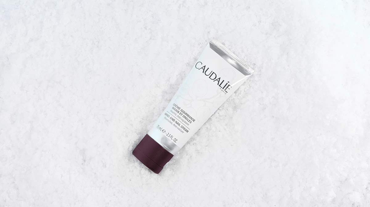 Day 5 Advent Reveal: Caudalie Hand and Nail Cream