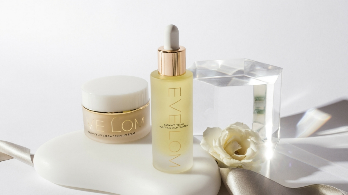 Dewy Skin in a Bottle: Eve Lom Radiance Face Oil