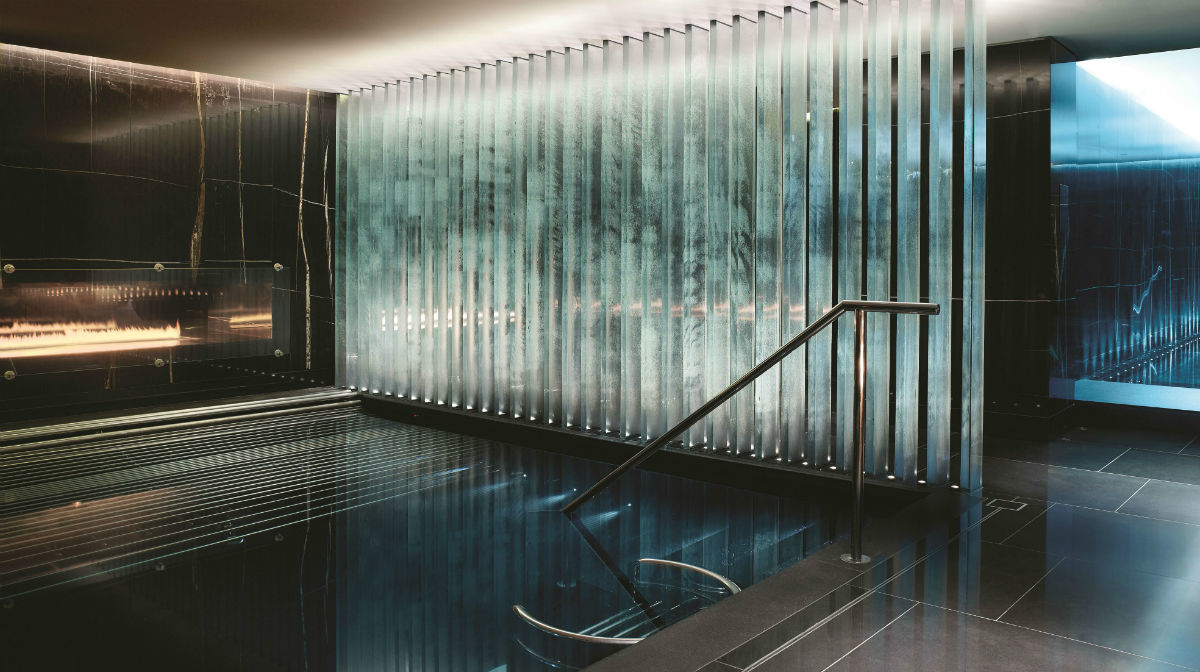 Is this London's most luxurious spa?