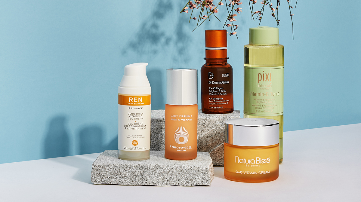 Best Vitamin C Skincare Products