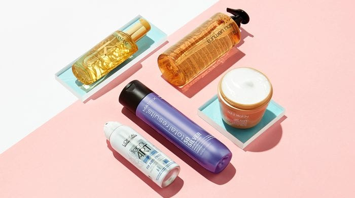 10 Hero Products for Heat Damaged Hair