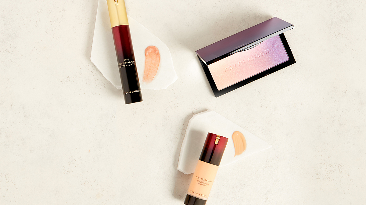 A Guide to Kevyn Aucoin Beauty