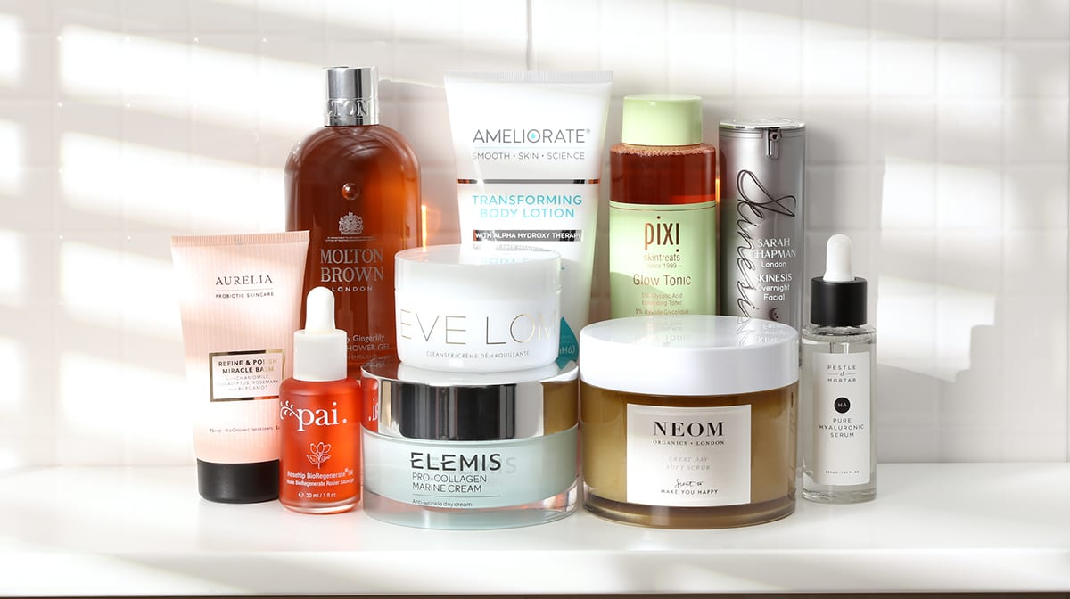 An Edit of the Best British Beauty Brands