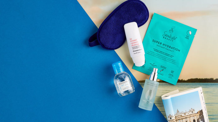 Long Haul Flight Beauty Essentials