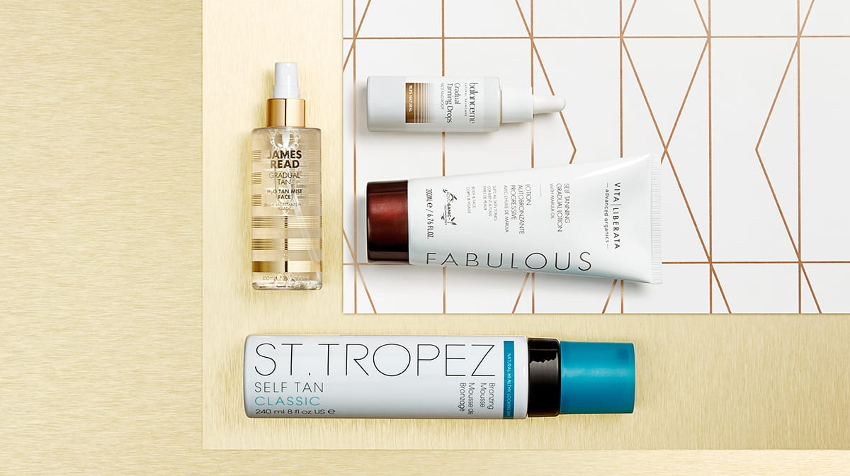 Best Gradual Tan Lotions for a Natural Glow
