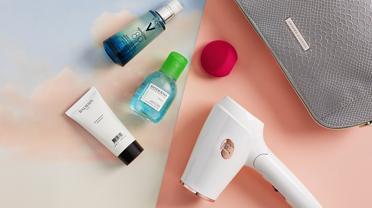 The Best Travel-Size Beauty Products
