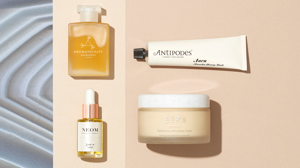The Best Relaxing Beauty Products