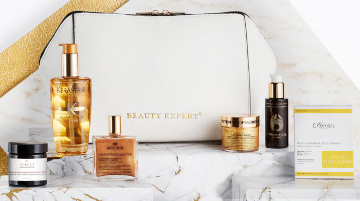Introducing the new Beauty Expert Collection: The Gold Edition