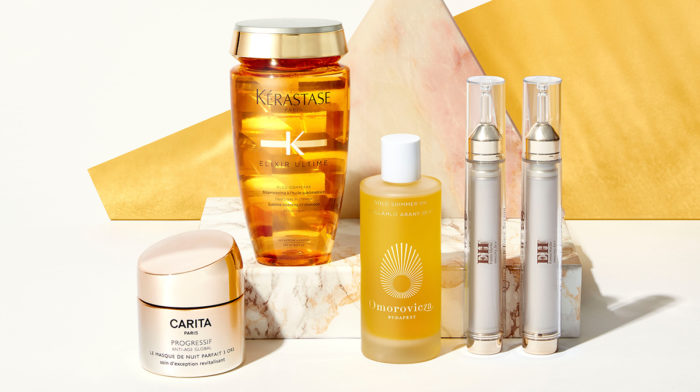 The Benefits of Gold-infused Skincare