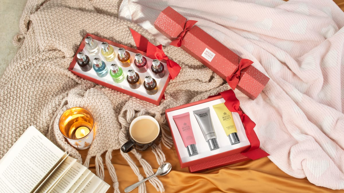 Discover the Molton Brown Gift Set Collection