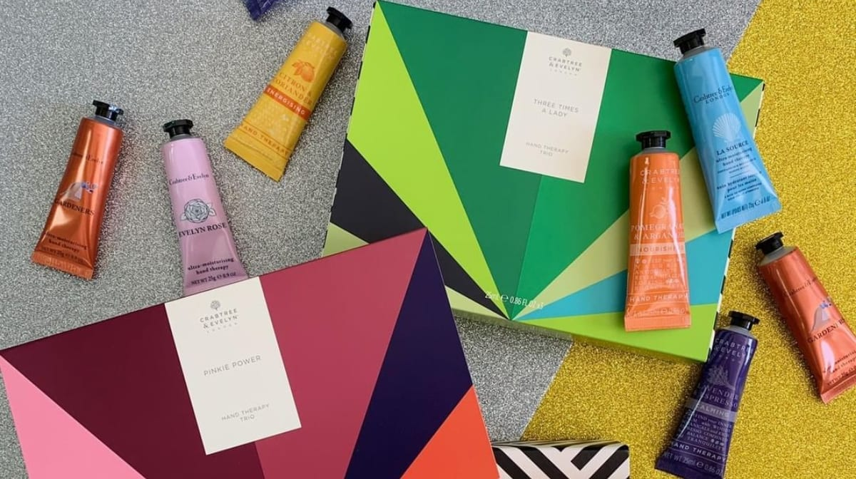 Discover the Crabtree and Evelyn Gift Set Collection