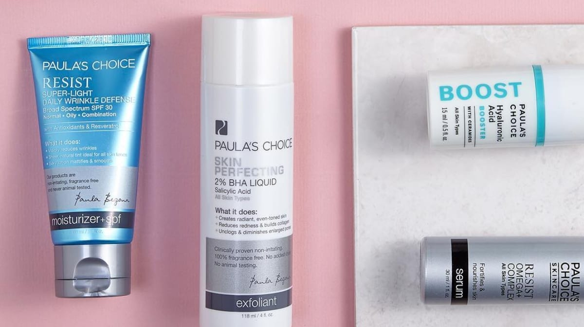 In the Spotlight: Paula's Choice Skincare