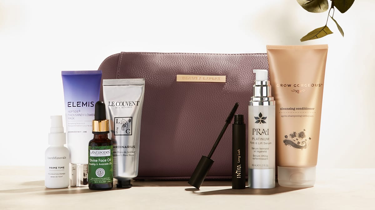 Introducing the Beauty Expert Collection: The Spring Edition