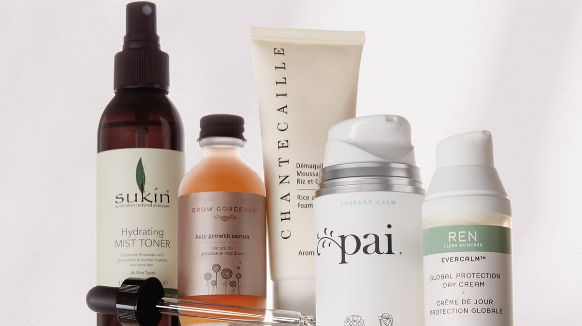 The Vegan Beauty Products You Need To Try