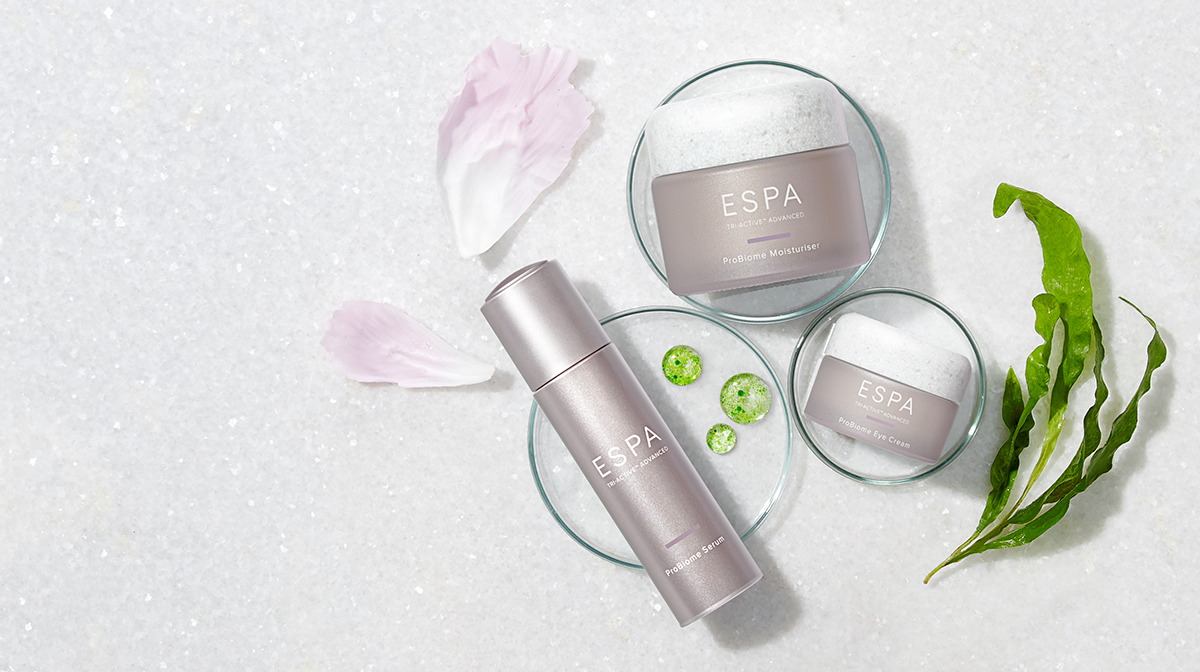 Discover ESPA Tri-Active Advanced ProBiome