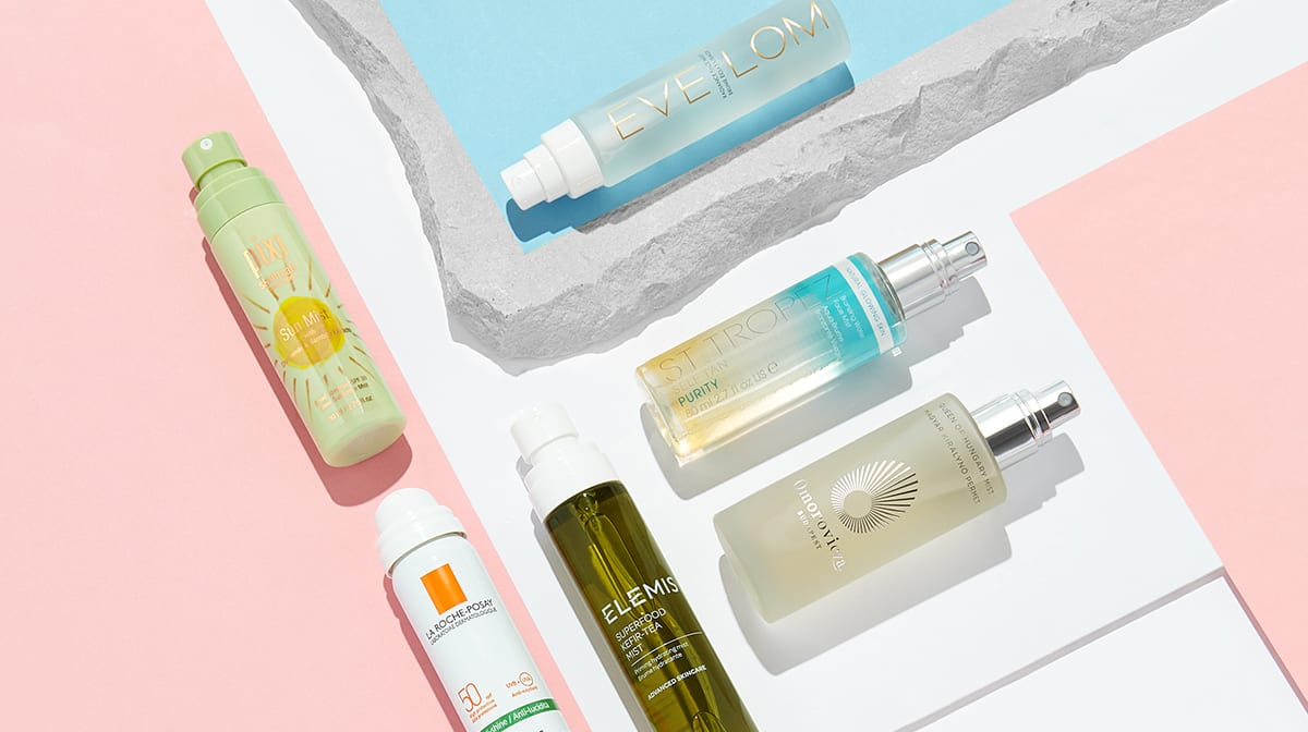 The Best Face Mists for Summer