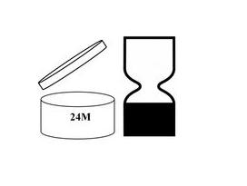 Lid & Timer Symbols
