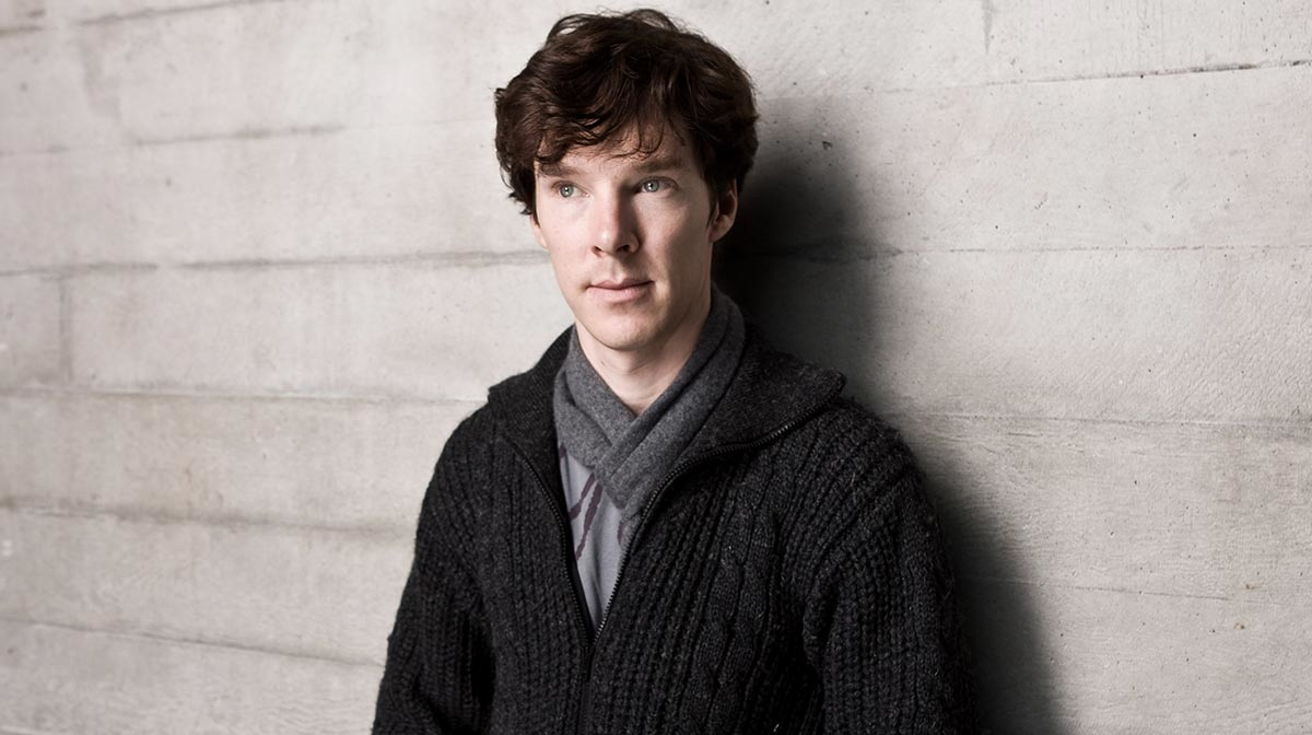 Unlikely Style Icon: Benedict Cumberbatch