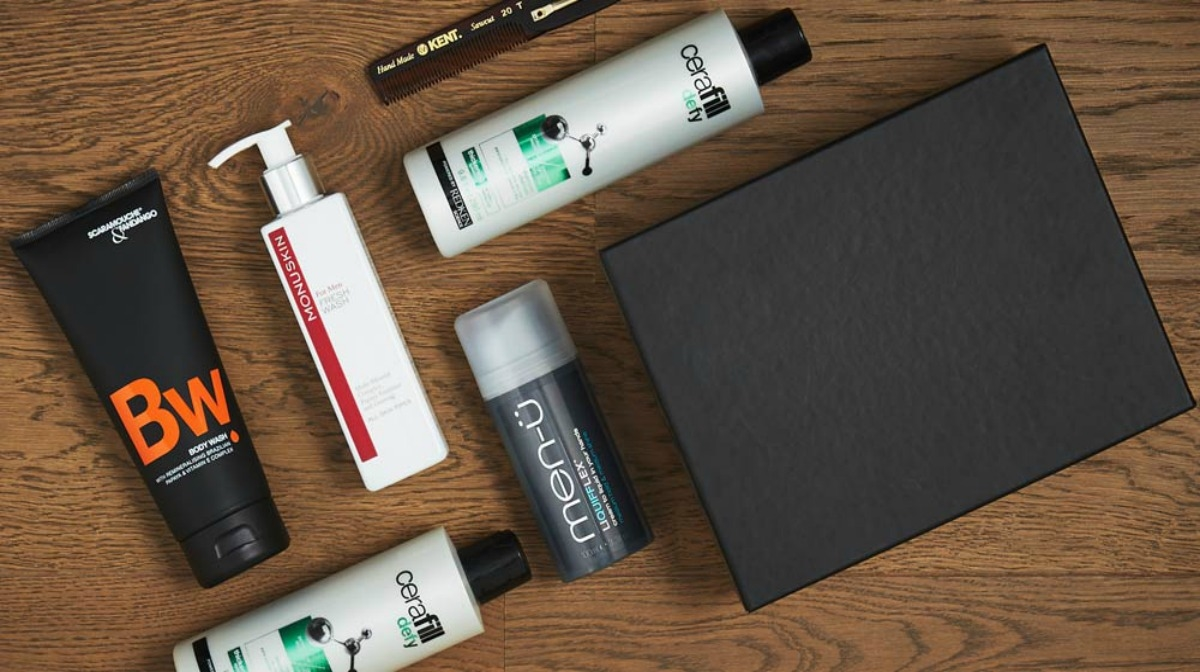 The Limited Edition March Mankind Grooming Box