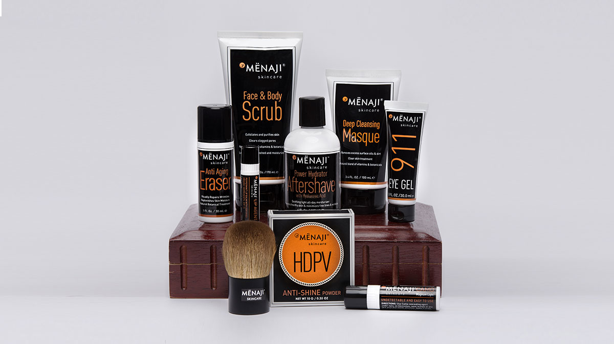 Menaji Men's Cosmetics
