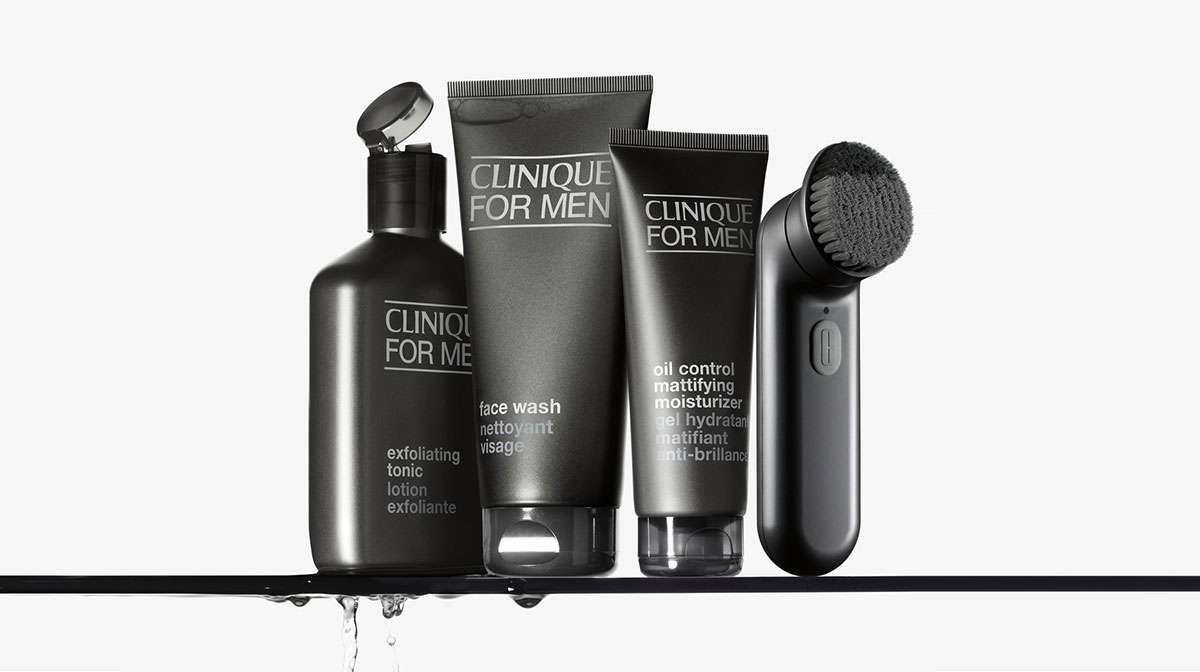 Clinique For Men: Sonic Cleansing Brush