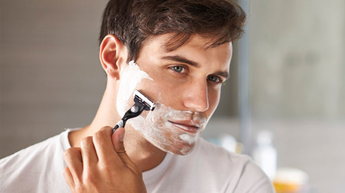 An Award Winning Shave in 10 Steps with men-ü