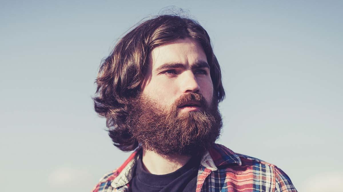 NEW IN: Men Rock Beard Oil