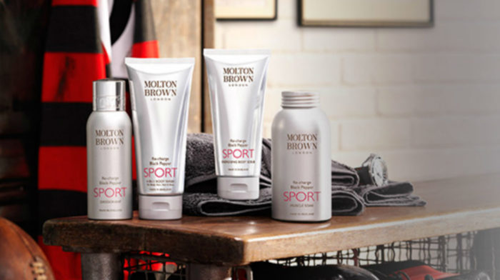Brand of the Month: Molton Brown