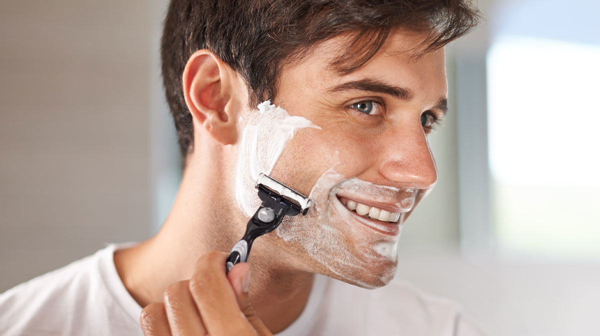 Lesson 6: Perfect Shave