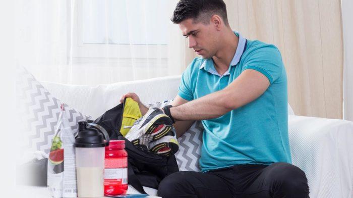 Gym Bag Grooming Essentials