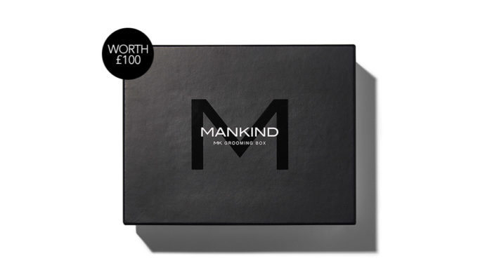 Limited Edition August Mankind Grooming Box