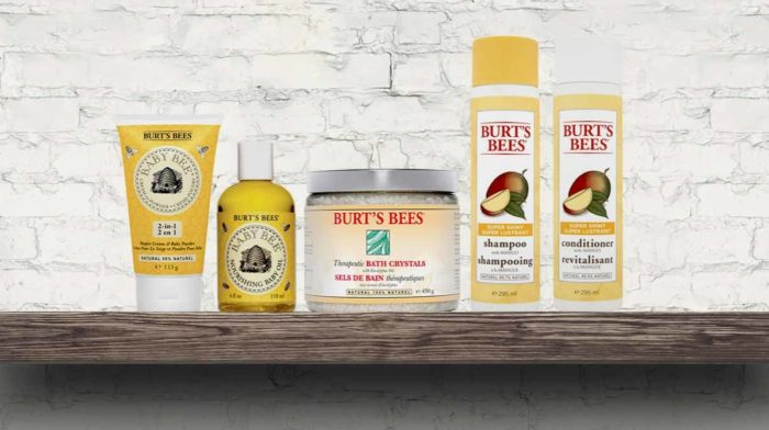Fit For The Family: Burt's Bees