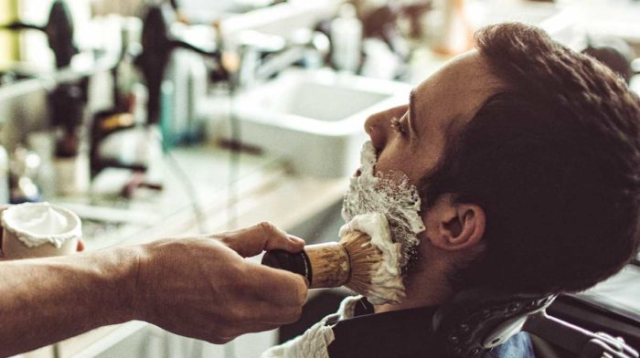 How To: Barbershop Shave At Home