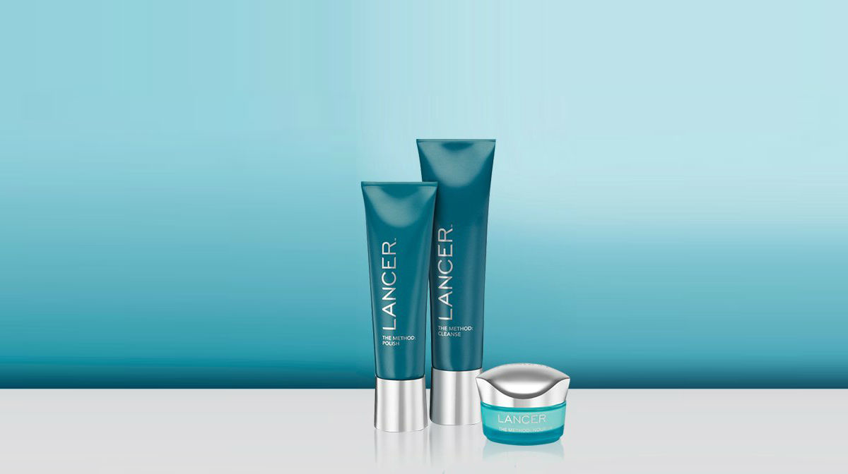 Lancer Skincare at Mankind: The Lancer Method