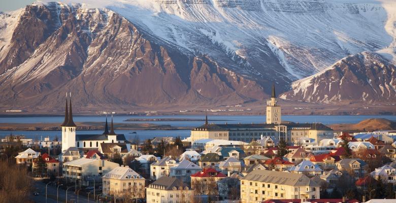 Reykjavik - blogcdn.com