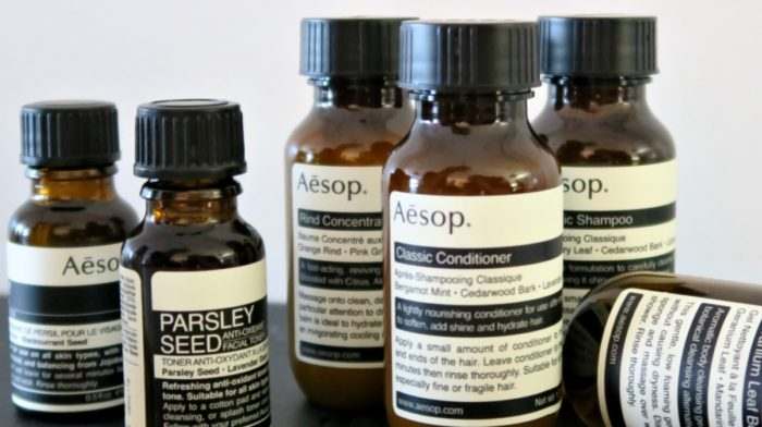 MK Editors Picks: The Aesop London Collection