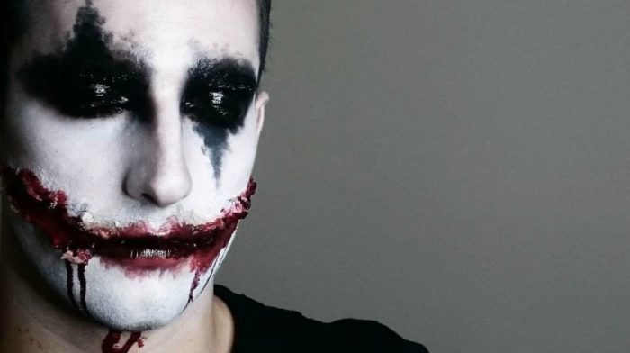 Last Minute Male Halloween Makeup Ideas