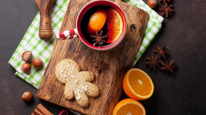 Mulled Wine and Mince Pie Christmas Recipes