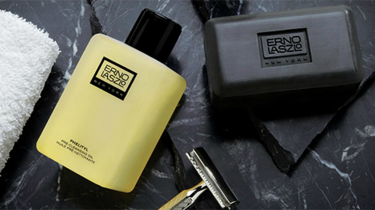 The Erno Laszlo Cleansing Ritual