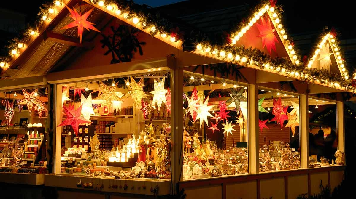 The Top Christmas Markets Around Europe